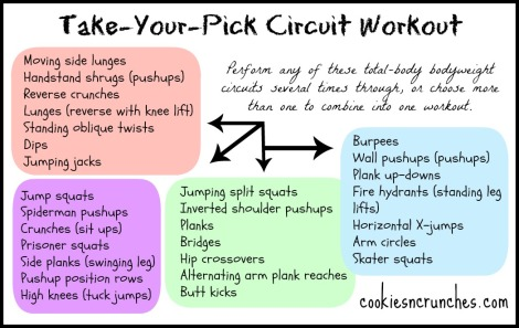 Take-Your-Pick Circuit Workout