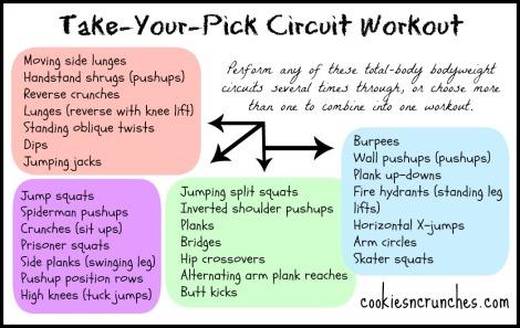 Take-Your-Pick Circuit Workout
